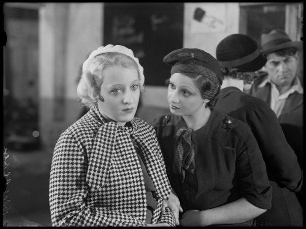 Meisjes in Vrijheid 1933
