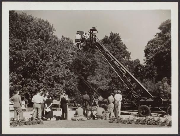 NL-FMA-BT_ZP-7629-91 werkfoto Filmstad met kraan