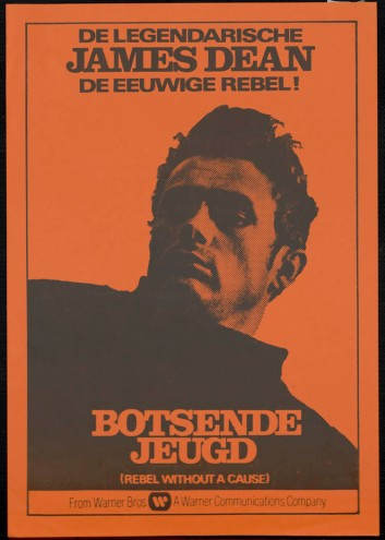 NAGO02_EYE_A04787_ Botsende Jeugd James Dean