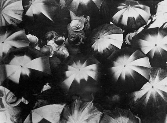 Stillfoto Regen, fotograaf onbekend.