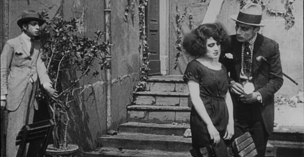 'A santa notte, Elvira Notari (1922)