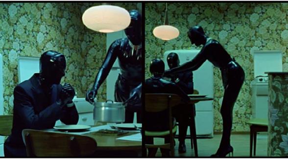 Screenshot uit Separation, Erwin Olaf, 2003